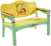 "Margaritaville Outdoor ""Island Life"" Surfboard Bench"