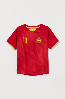 H&M Soccer Shirt - Red