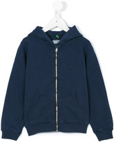 Macchia J Kids - zipped hoodie - kids - Cotton - 2 yrs