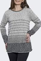 G9C Stripe Long Sweater