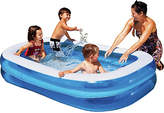 Chad Valley Rectangular Paddling Pool - 7ft - 400 Litres