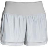 Alo Women's Reflective Meditate Shorts