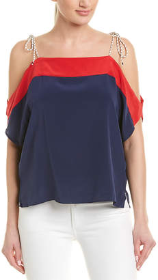 Joie Eirita Silk Top