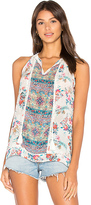 Tolani Sachi Tank in Pink. - size M (also in )