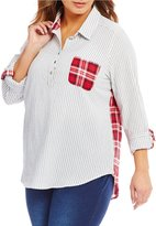 Westbound Plus One Pocket Popover Shirt