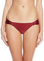 Sofia by Vix Women's Drape Full Bikini Bottom
