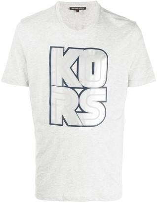 Michael Kors oversized logo T-shirt