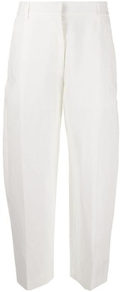 Mcq Swallow Elasticated Waist Trousers