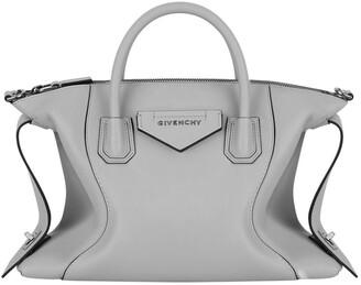 Givenchy Antigona Soft Small Leather Satchel