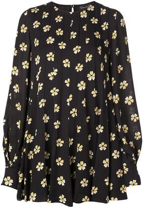 Oscar de la Renta Blossom dress