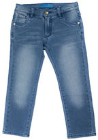 Guess Slim-Fit Medium Washed Jeans