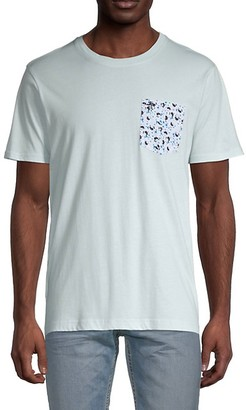Original Penguin Printed Knit T-Shirt