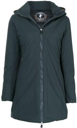 Save The Duck Padded Long Rain Coat