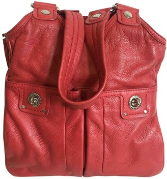 Marc by Marc Jacobs Red Leather Handbags