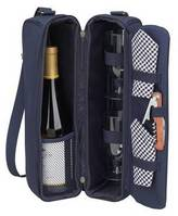 Picnic at Ascot Sunset Wine Tote for 2 with Glasses