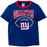 Gerber New York Giants Poly Football T-Shirt, Toddler Boys (2T-4T)