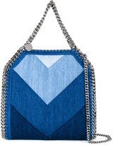 Stella McCartney Falabella denim tote - women - Cotton - One Size