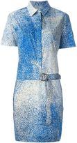 Kenzo 'Sand' shirt dress