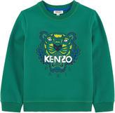 Kenzo Mini Me Tiger sweatshirt