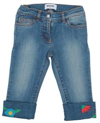 MOSCHINO BAMBINO Denim trousers