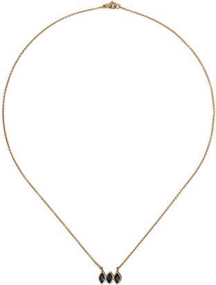 Brooke Gregson 18kt yellow gold Triple necklace