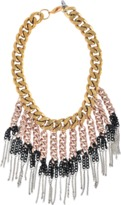Ela Stone Maggie plastron necklace