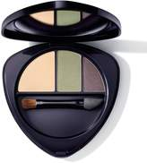 Dr. Hauschka Skin Care Eyeshadow Trio - 02 Jade by 0.16oz Eyeshadow)