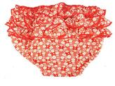 "Liberty of London Designs Baby Girls Ruffle Bloomers in ""Millie"" Print"