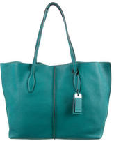 Tod's D-Cube Leather Tote
