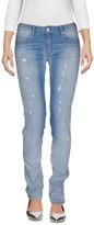 Silvian Heach Denim pants - Item 42567401