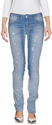 Silvian Heach Denim pants - Item 42567401AM