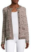 M Missoni Tweedy Knit Jacket