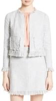 Rebecca Taylor Women's Slub Suit Jacket