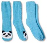 Xhilaration Women's Casual Socks Turquoise 4-10