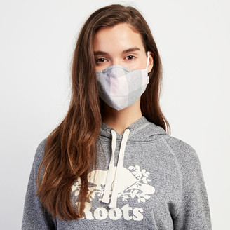 Roots Park Plaid Reusable Face Mask