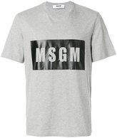 MSGM short sleeved T-shirt