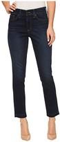 NYDJ Alina Ankle w/ Released Hem in Bezel (Bezel) Women's Jeans