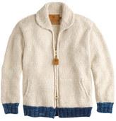 J.Crew Canadian Sweater CompanyTM cashmere full-zip sweater