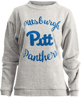 Pressbox Women Pittsburgh Panthers Comfy Terry Sweatshirt