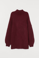 H&M Textu-knit Turtleneck