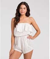 Billabong Women's Behind Sun Cover Up Romper