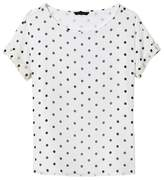 Banana Republic Print Polished Tee