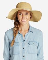 Eddie Bauer Women's Lola Wide Brim Straw Hat