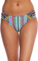 Laundry by Shelli Segal Tribal Goddess Hipster Bikini Bottom 8157511
