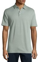 Peter Millar Collection Perfect Pique Polo Shirt, Sage