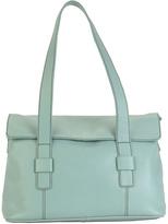 Hadaki Aquifer Hannah's Leather Messenger Bag