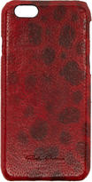 Rick Owens Red Leather Iphone 6 Case