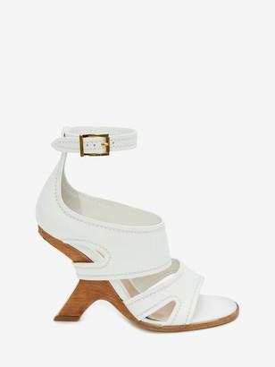 Alexander McQueen No.13 Wedge Sandal