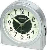 rhythm Alarm Clock Analogue 70647-19