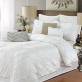 Isabella Collection White 5-pc. Comforter Set
